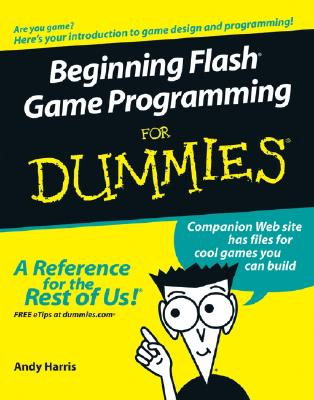 Image for Beginning Flash Game Programming For Dummies