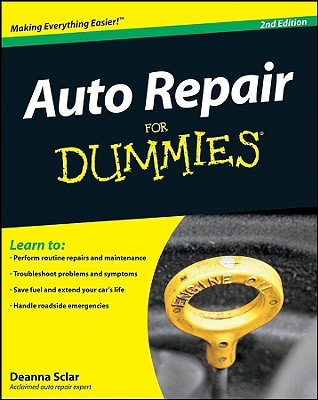 Image for Auto Repair For Dummies