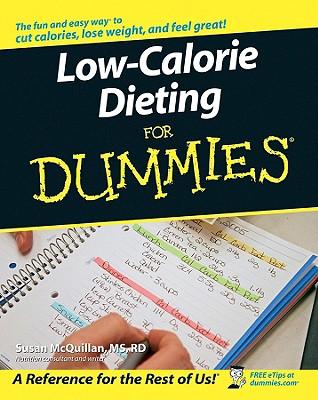 Low-calorie Dieting for Dummies, SUSAN MCQUILLAN