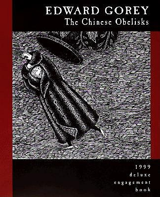 Image for The Chinese Obelisks: 1999 Deluxe Engagement Book