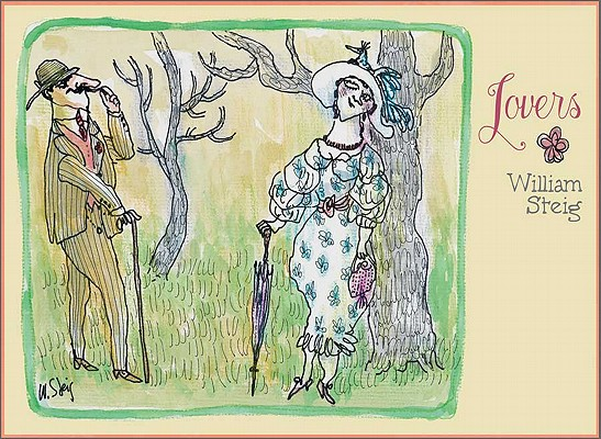 Image for Lovers: William Steig Assorted Cards