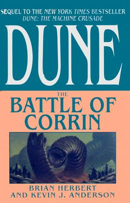 Image for DUNE : THE BATTLE OF CORRIN