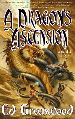 Image for A Dragon's Ascension (Band of Four)