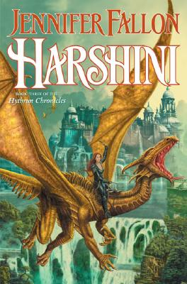 Image for Harshini (The Hythrun Chronicles: Demon Child Trilogy, Book 3)