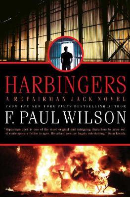 Harbingers: A Repairman Jack Novel, F. Paul Wilson