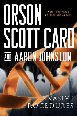 Invasive Procedures, Orson Scott Card, Aaron Johnston
