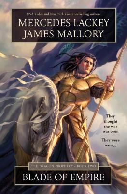 Image for Blade of Empire: Book Two of the Dragon Prophecy (The Dragon Prophecy Trilogy)