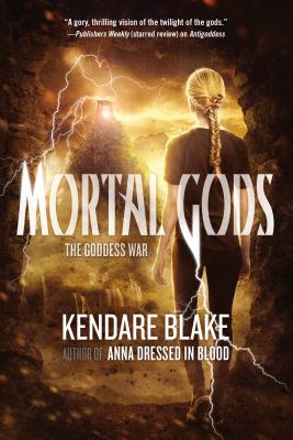 Image for Mortal Gods (The Goddess War)