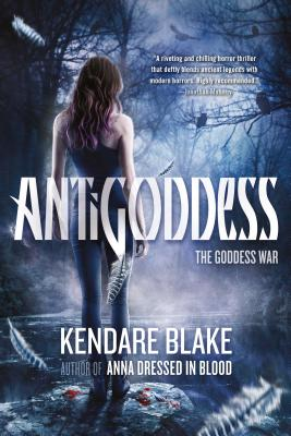Image for Antigoddess (The Goddess War)