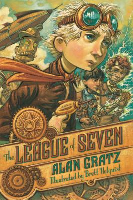 Image for The League of Seven (The League of Seven, 1)