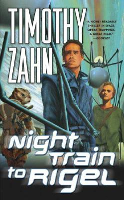 Night Train to Rigel, Timothy Zahn