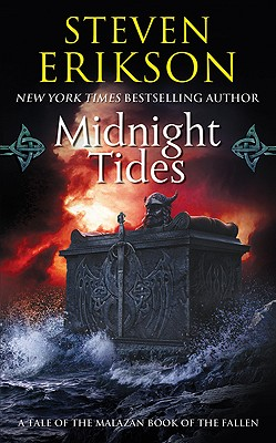Midnight Tides - A Tale of the Malazan Book of the Fallen, Erikson, Steven