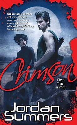 Crimson (Dead World, Book 3), Jordan Summers