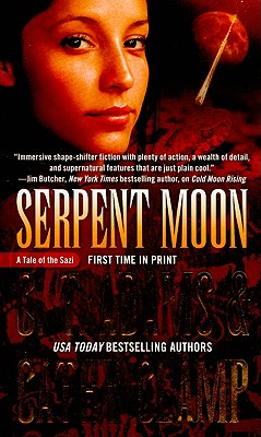 Image for Serpent Moon (Tales of the Sazi)