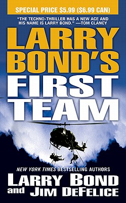 Image for Larry Bond's First Team