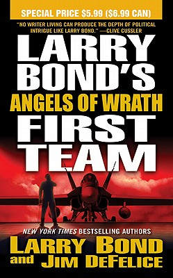 Image for Larry Bond's First Team: Angels of Wrath