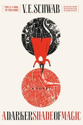 Image for A DARKER SHADE OF MAGIC  A Novel