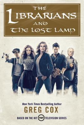 Image for LIBRARIANS AND THE LOST LAMP