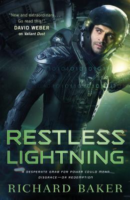 Image for Restless Lightning: Breaker of Empires, Book 2