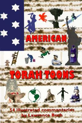 Image for American Torah Toons: 54 Illustrated Commentaries