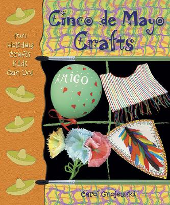 Image for Cinco De Mayo Crafts (Fun Holiday Crafts Kids Can Do!)