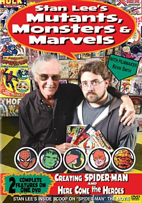 Image for Stan Lee's Mutants, Monsters & Marvels: Creating Spiderman & Here Come the Heroes (DVD Video)