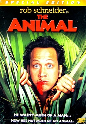 Image for The Animal (DVD Video)