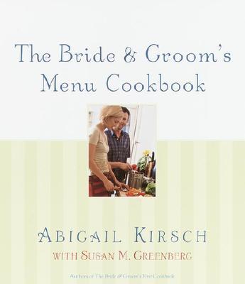 Image for BRIDE & GROOM'S MENU COOKBOOK