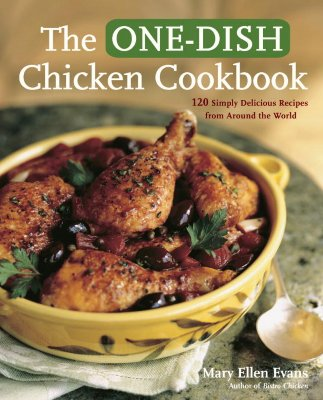 Image for ONE-DISH CHICKEN COOKBOOK : MORE THAN 10