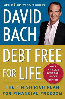 Image for DEBT FREE FOR LIFE THE FINISH RICH PLAN FOR FINANCIAL FREEDOM