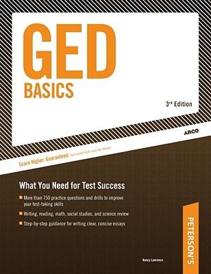 Image for GED Basics (Arco GED Basics)