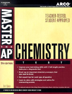 Image for Master AP Chemistry, 9th ed (Master the Ap Chemistry Test)