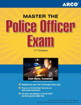 Image for Master the Police Officer Exam, 17/e