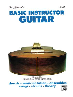 "Basic Instructor Guitar, Volume II (Student Edition)"", Snyder, Jerry"