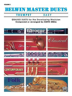 Image for Belwin Master Duets (Trumpet), Vol 1: Easy