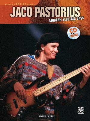 Image for Modern Electric Bass, Revised Edition (Book & CD) (Alfred's Artist Series)