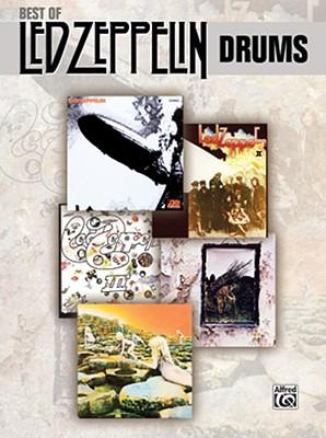 Image for Best of Led Zeppelin Drums: Drum Transcriptions