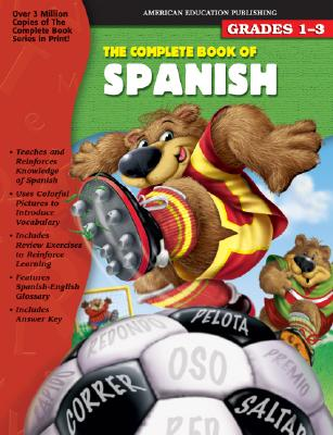 Image for The Complete Book of Spanish (English and Spanish Edition)