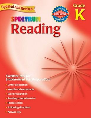 Image for Spectrum Reading, Kindergarten