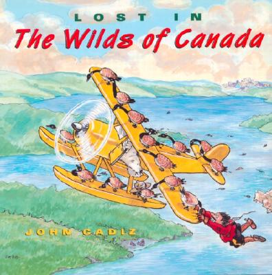 Image for Lost in the Wilds of Canada