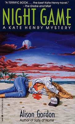 Night Game   A Kate Henry Mystery, Gordon, Alison