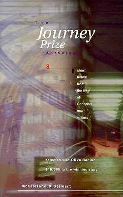 Image for The Journey Prize Anthology 8