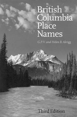 Image for British Columbia Place Names