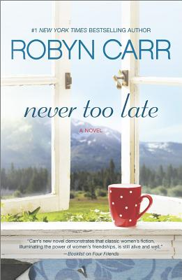 Image for Never Too Late