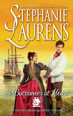 Image for A Buccaneer at Heart (The Adventurers Quartet)