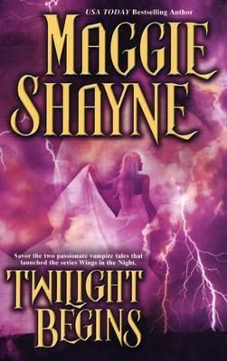 Image for Twilight Begins (Twilight Series Books 1 & 2: Twilight Phantasies & Twilight Memories)