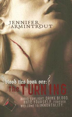 Image for TURNING, THE BLOOD TIES #001