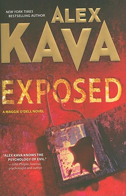 Image for Exposed (Maggie O'dell)