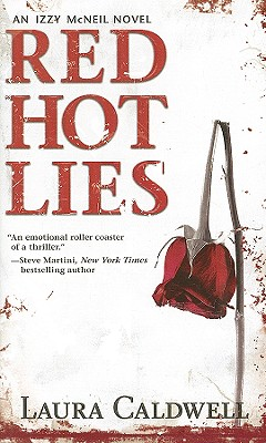 Image for Red Hot Lies (Izzy McNeil Mysteries)