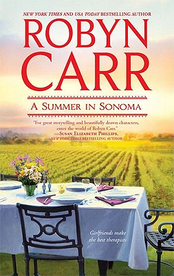 A Summer in Sonoma, Robyn, Carr